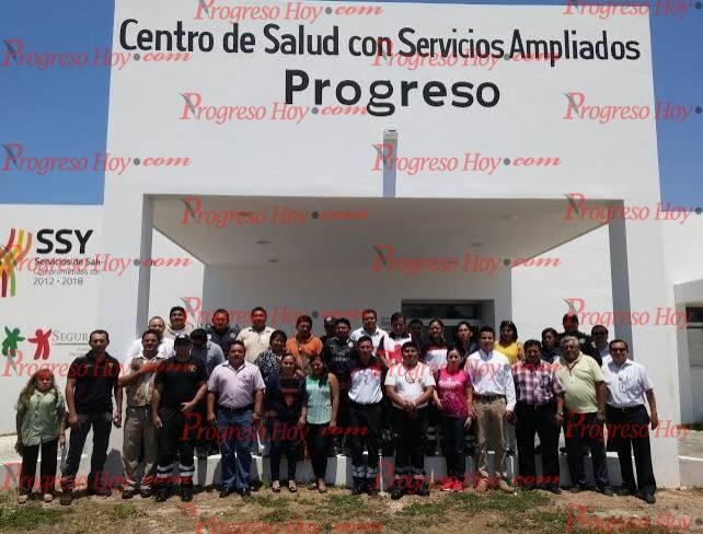 Imparten taller a personal de emergencias en el centro de - Centro de salud merida ...