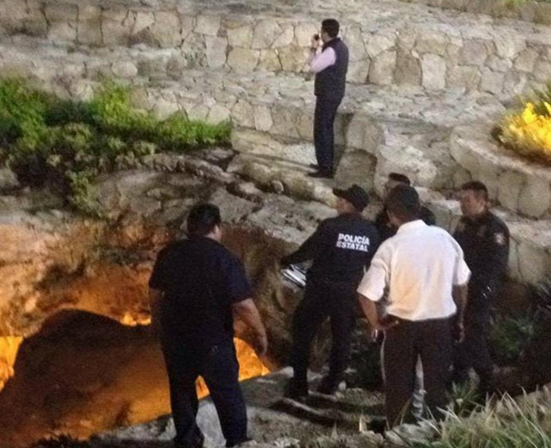 Mujer intenta suicidarse en el cenote de Costco Mérida - ProgresoHoy