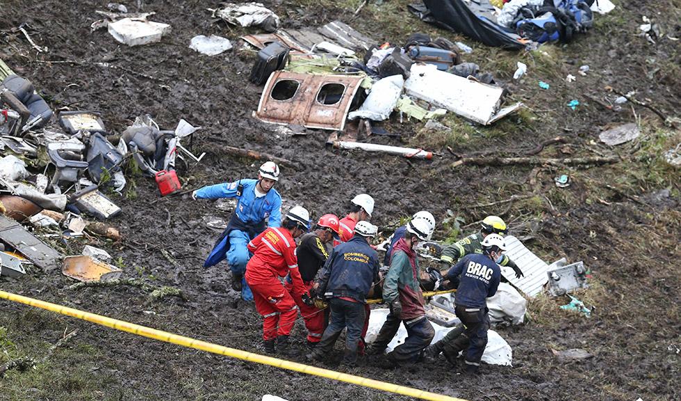 Dram 225 Tico Relato Del Avionazo En Colombia Progresohoy
