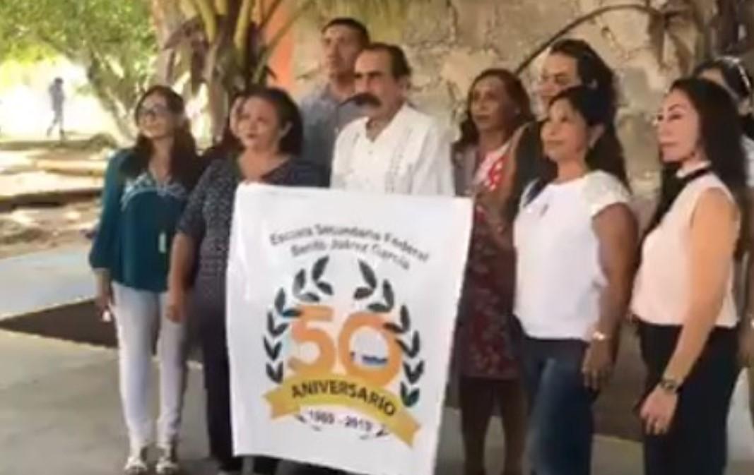 Invitan A Cena Del 50 Aniversario De La Secundaria Benito